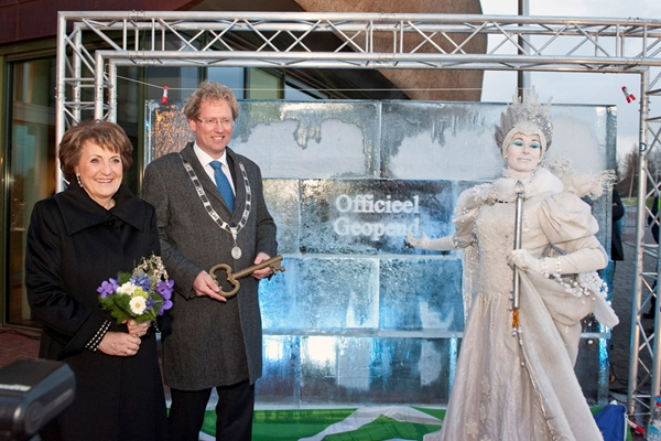 Margriet inaugure
