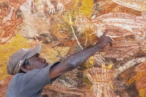 Uluru le rocher sacré