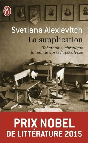 la supplication tchernobyl svetlana alexievitch bibliolingus