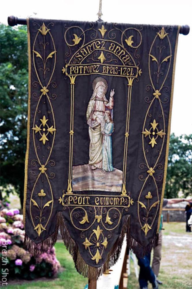 bannière Sainte-Anne - la palud