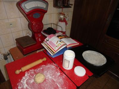 Blog de melimelodesptitsblanpain : Méli Mélo des p'tits Blanpain!, Tarte aux mûres