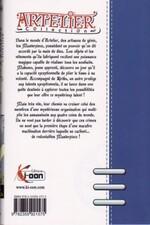 Chronique du manga {Artelier - tome 1}