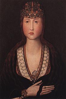 Bienheureuse Jeanne du Portugal. Vierge dominicaine († 1490)