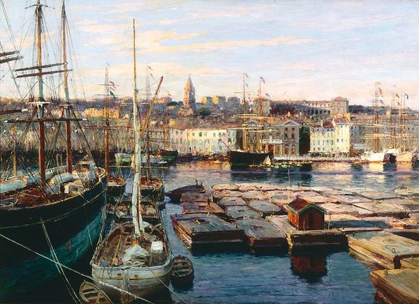 Peintures de : Jean-Baptiste Olive