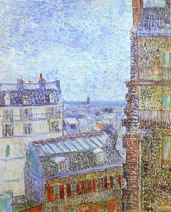 Lepic_rue_par_Van_Gogh_ parisrevolutionnaire