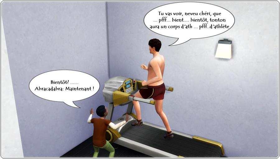 Chapitre 60: Le fils grandit