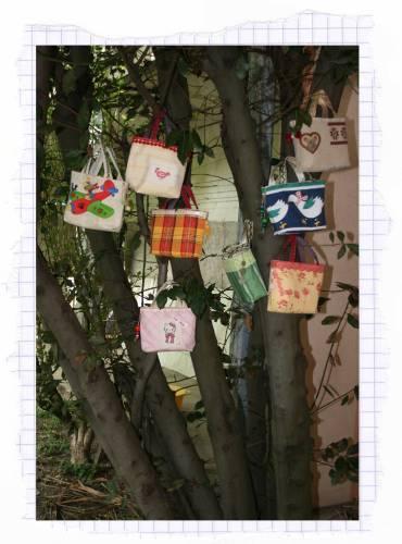 arbre à paniers r