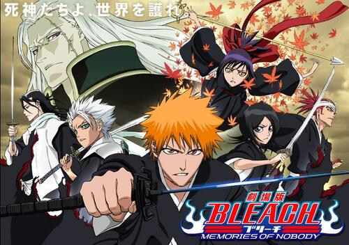 Bleach: Memories of Nobody film 1