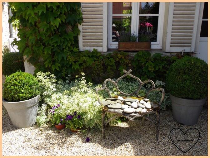 le jardin de Valérie