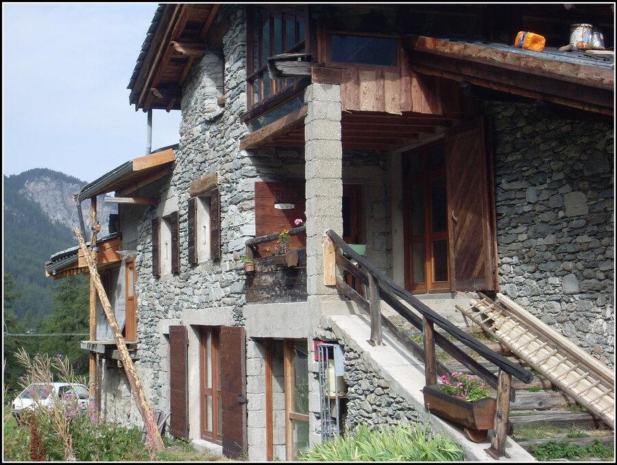 Souvenirs : sur les hauts de Bramans, Hte Maurienne. Septembre 2011  ( 2/2 )