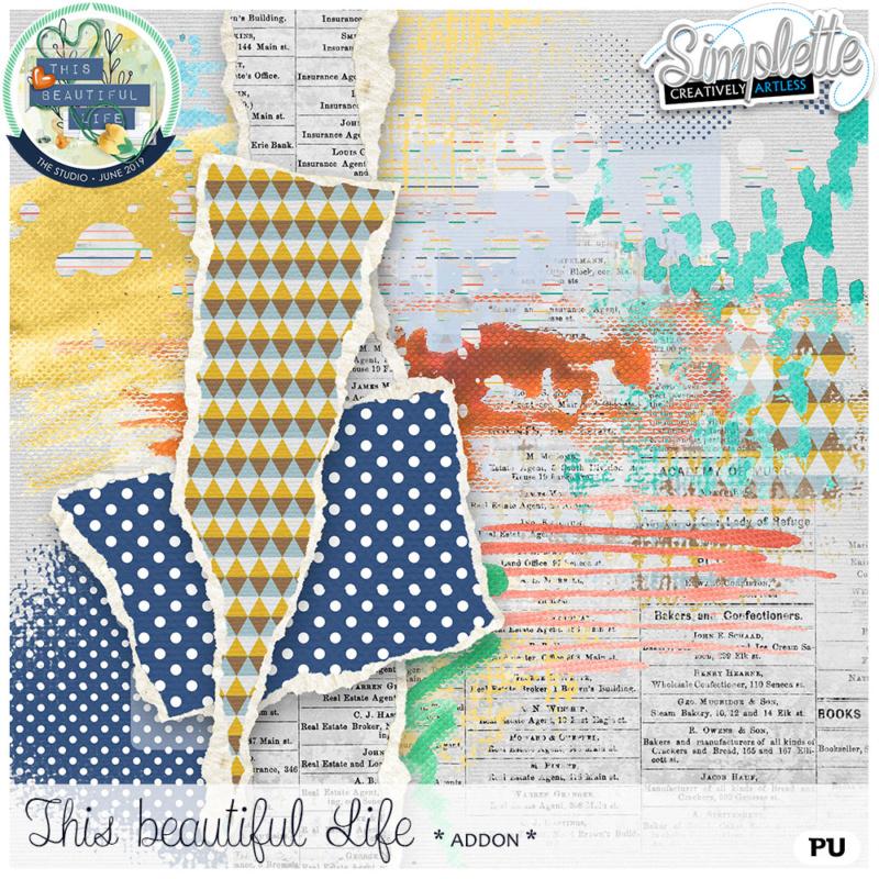10 juin :  This beautiful Life Simpl350