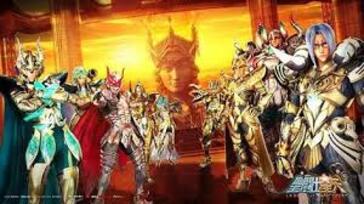 Saint Seiya la légende du sanctuaire