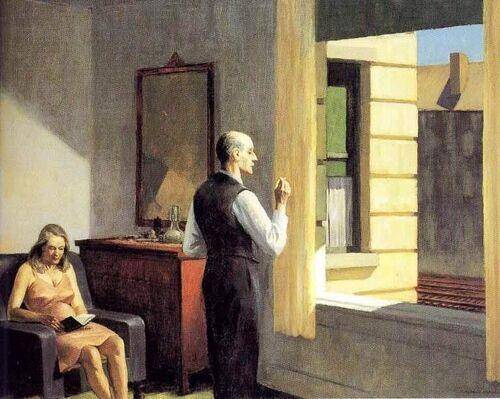 Les fenêtres d'Edward Hopper