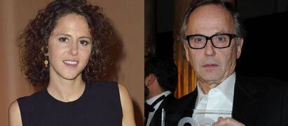 """Fabrice et Emma Luchini: """"nous avons une relation très atypique"""""""