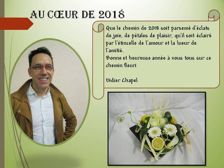 Au coeur de 2018