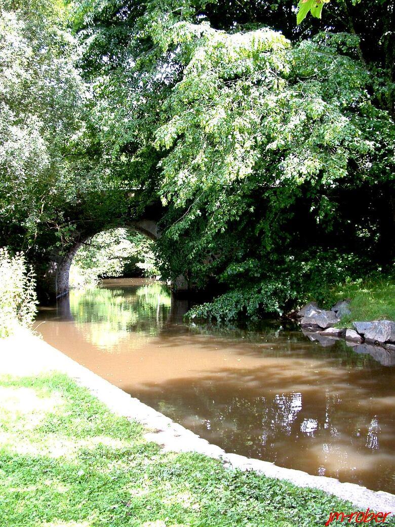 Limoges et ses parcs: Un détour vers le Parc du Moulin Pinard