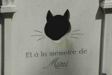 Asnières, le cimetière des animaux :