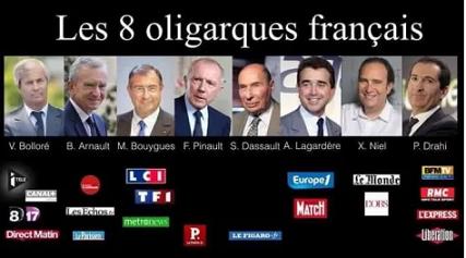 Ces oligarques qui ne nous veulent que du bien ...