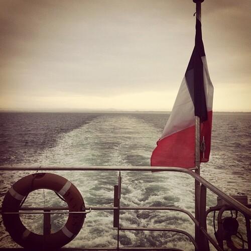 ~~ Vie d'insulaire : les contraintes du bateau ~~