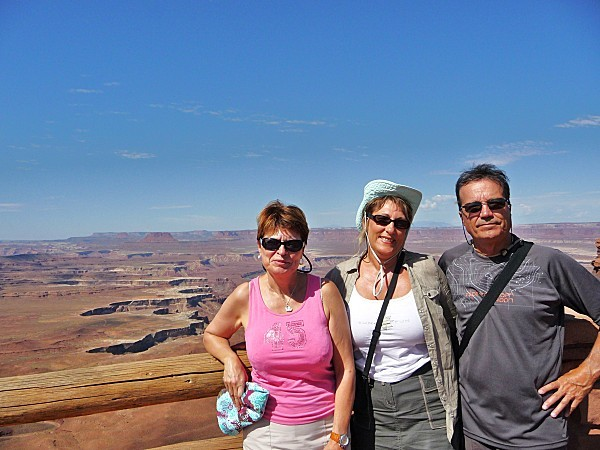 Jour 6 Canyonlands Green River Overlook Nous 3