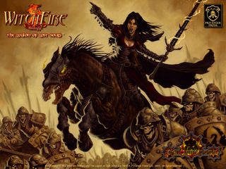 La trilogie Witchfire - Privateer Press