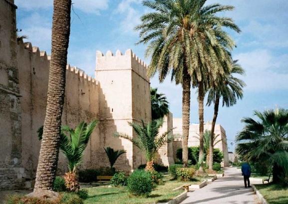 Enceinte de la Médina de  Sfax