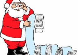 Lettre au père Noël - Mona