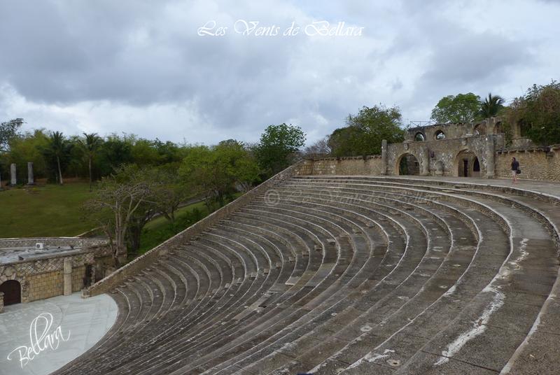 Altos de Chavon - Amphithéâtre