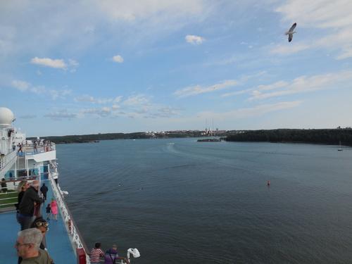 """Notre croisière en mer Baltique avec """"Costa"""""""
