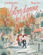 Lettres d'amour de 0 et 10, S. MORGENSTERN & Thomas BAAS