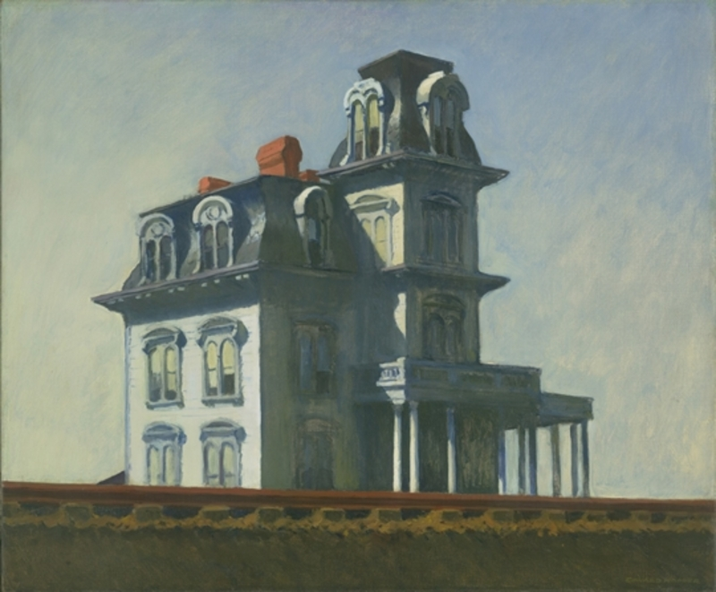 Edward Hopper 1982-1967)