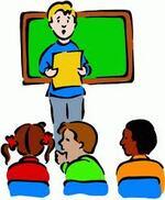 Calendrier des exposés des élèves