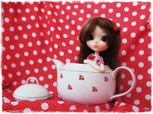 L'heure du thé !