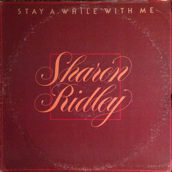 Sharon Ridley - Stay A While With Me - Complete LP