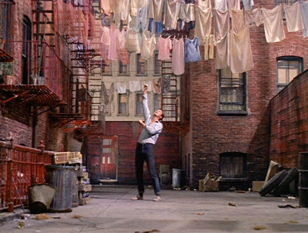 WEST SIDE STORY / 1961