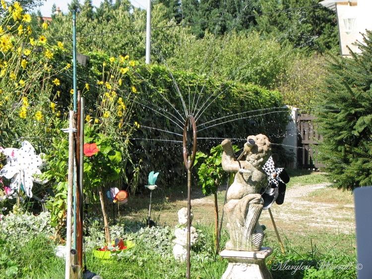 Ingersheim : Un après-midi au jardin