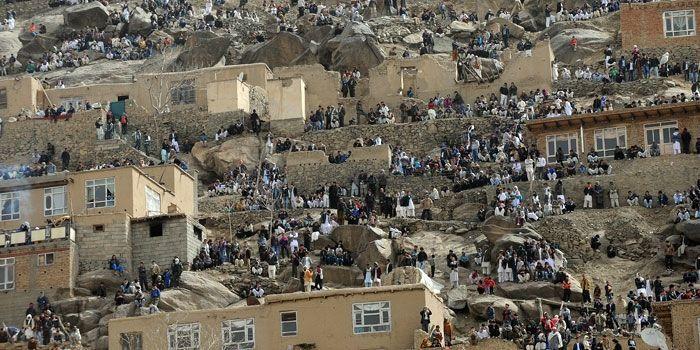 Nouvel an en Afghanistan