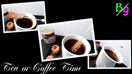 tea or coffee time