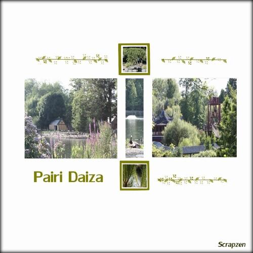 Page scrapbooking en Digital avec photofiltre