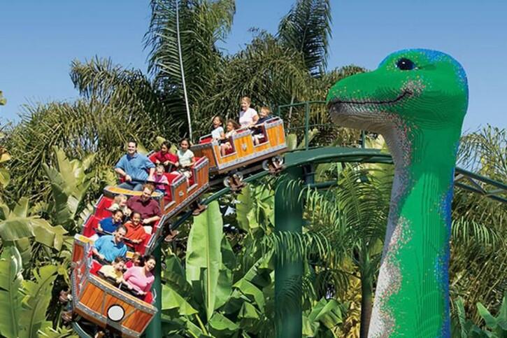 Photos-Villes du Monde 3:  Et pourquoi pas Legoland?