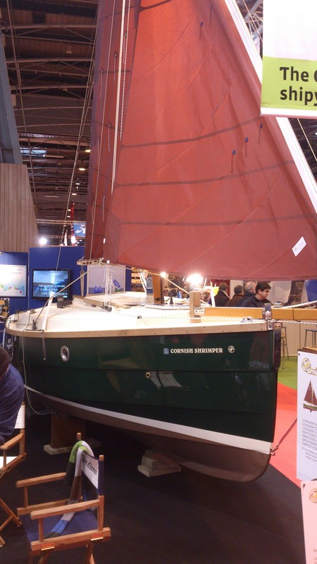 Saint Briac Nautic : le Cornish Shrimper19