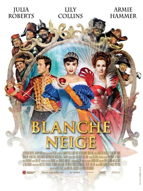 Blanche Neige vs Blanche Neige