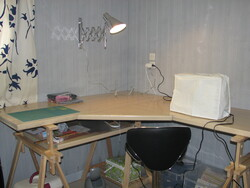 Mon atelier…