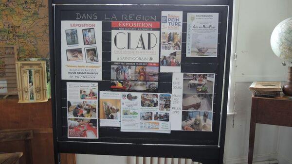 Assemblée Générale du CLAP 2018