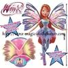 Bloom sirenix ailes enchantées