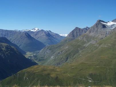 Topo Plan des Eaux (2695m) - Lac du Pys (2663m)