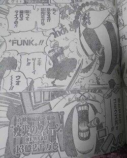 One Piece Spoils du Scan Chapitre 935