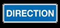 Direction :