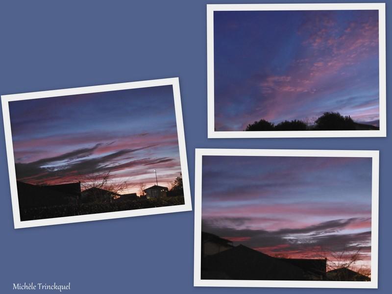 Le ciel au matin du 16 février...