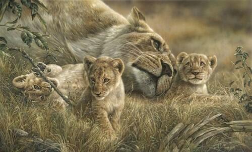 Peinture de : Denis Mayer Jr